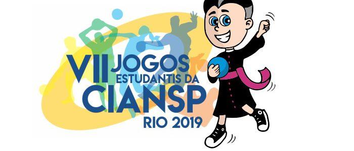 Escolhida a mascote dos VII Jogos Estudantis da CIANSP!